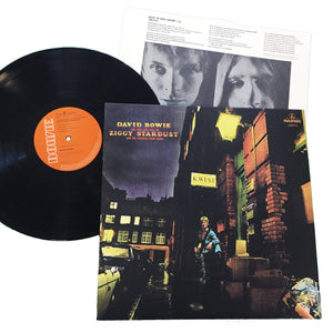 David Bowie: The Rise and Fall of Ziggy Stardust 12""