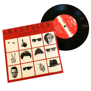 "Keepsies: Dumb Fun 7"" (new)"