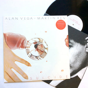 "Suicide: Alan Vega Martin Rev 12"" (new)"