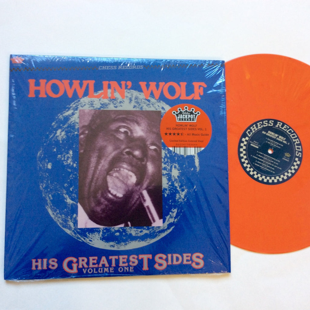 "Howlin' Wolf: His Greatest Sides Vol. 1 12"" (new)"
