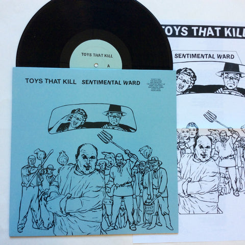 "Toys that Kill: Sentimental Ward 12"" (new)"