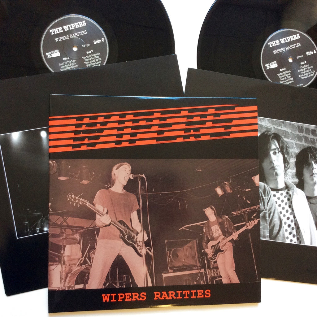 "Wipers: Rarities 12"" (new)"