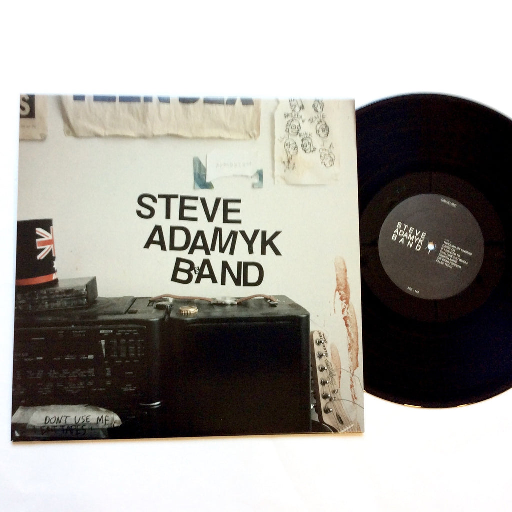 "Steve Adamyk Band: Graceland 12"" (new)"
