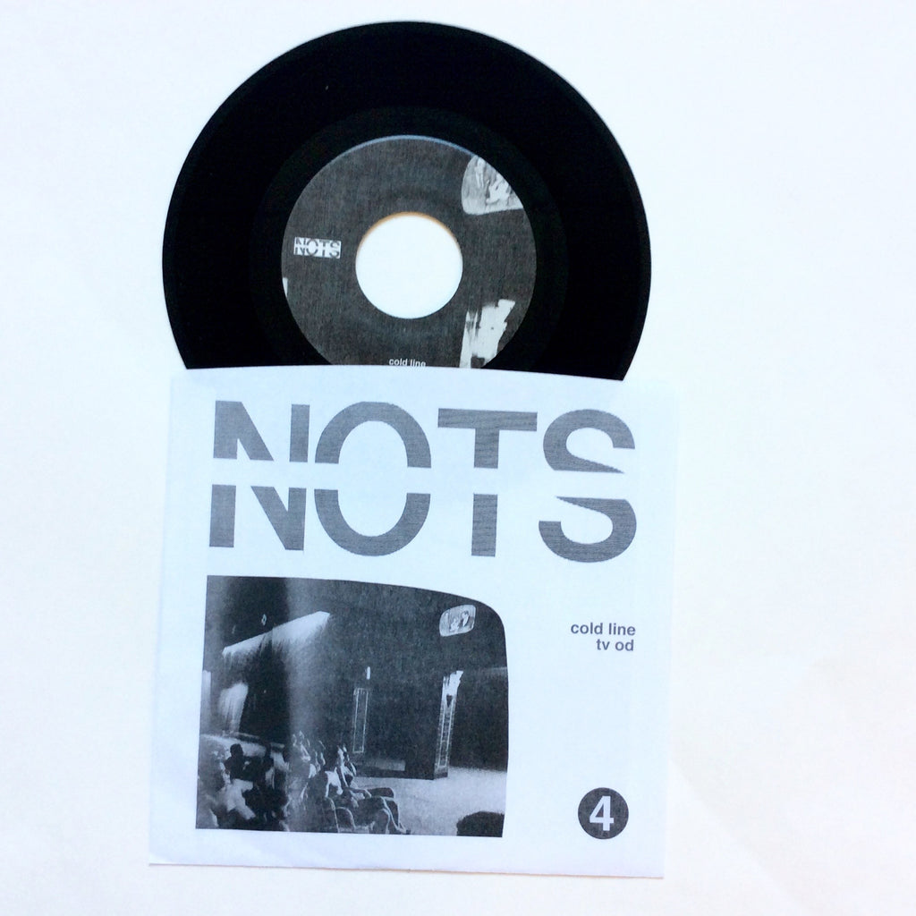 "Nots: Cold Line 7"" (new)"