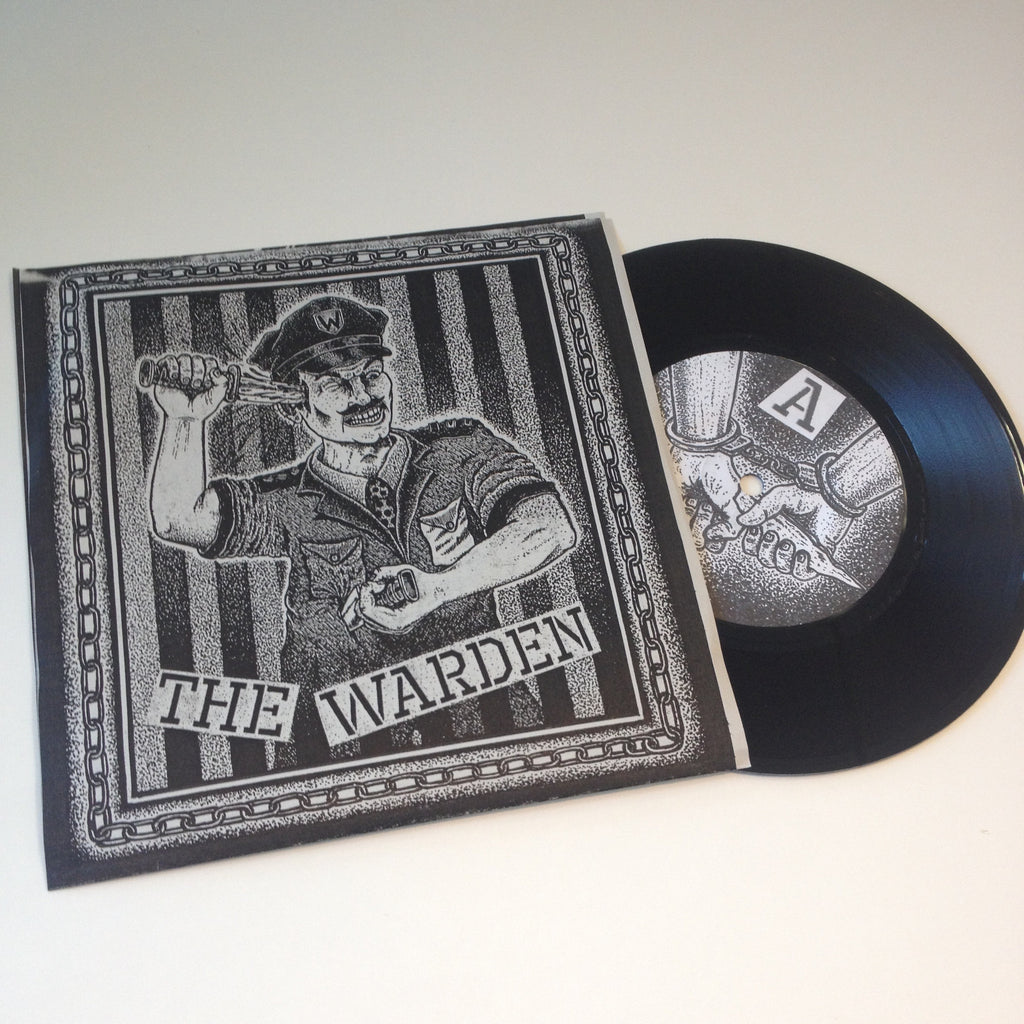 The Warden: S/T 7""