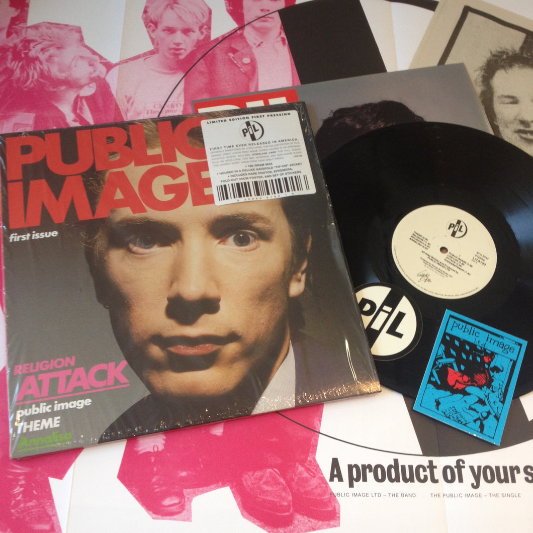 Public Image Ltd: First Issue 12