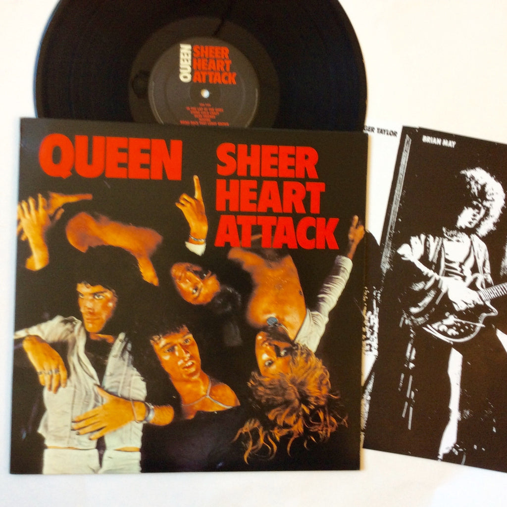 "Queen: Sheer Heart Attack 12"" (new)"