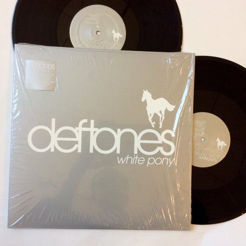 "Deftones: White Pony 12"" (new)"