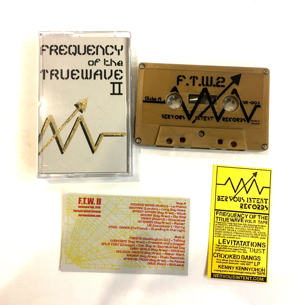 Various: Frequency of the Truewave II cassette