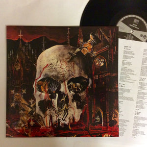 Slayer: South of Heaven 12""