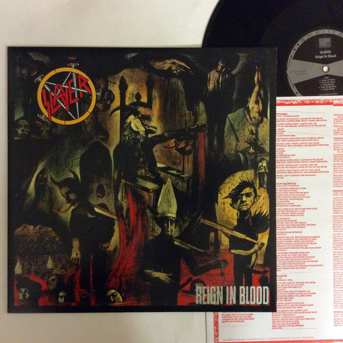 Slayer: Reign in Blood 12