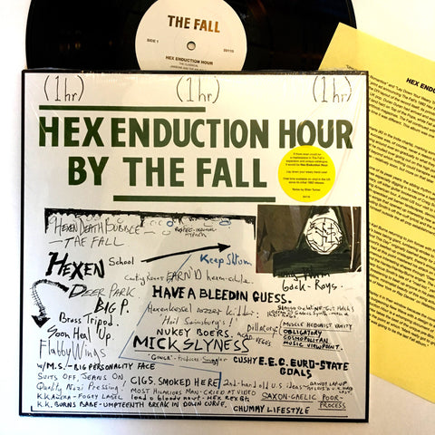 "The Fall: Hex Enduction Hour 12"" (new)"