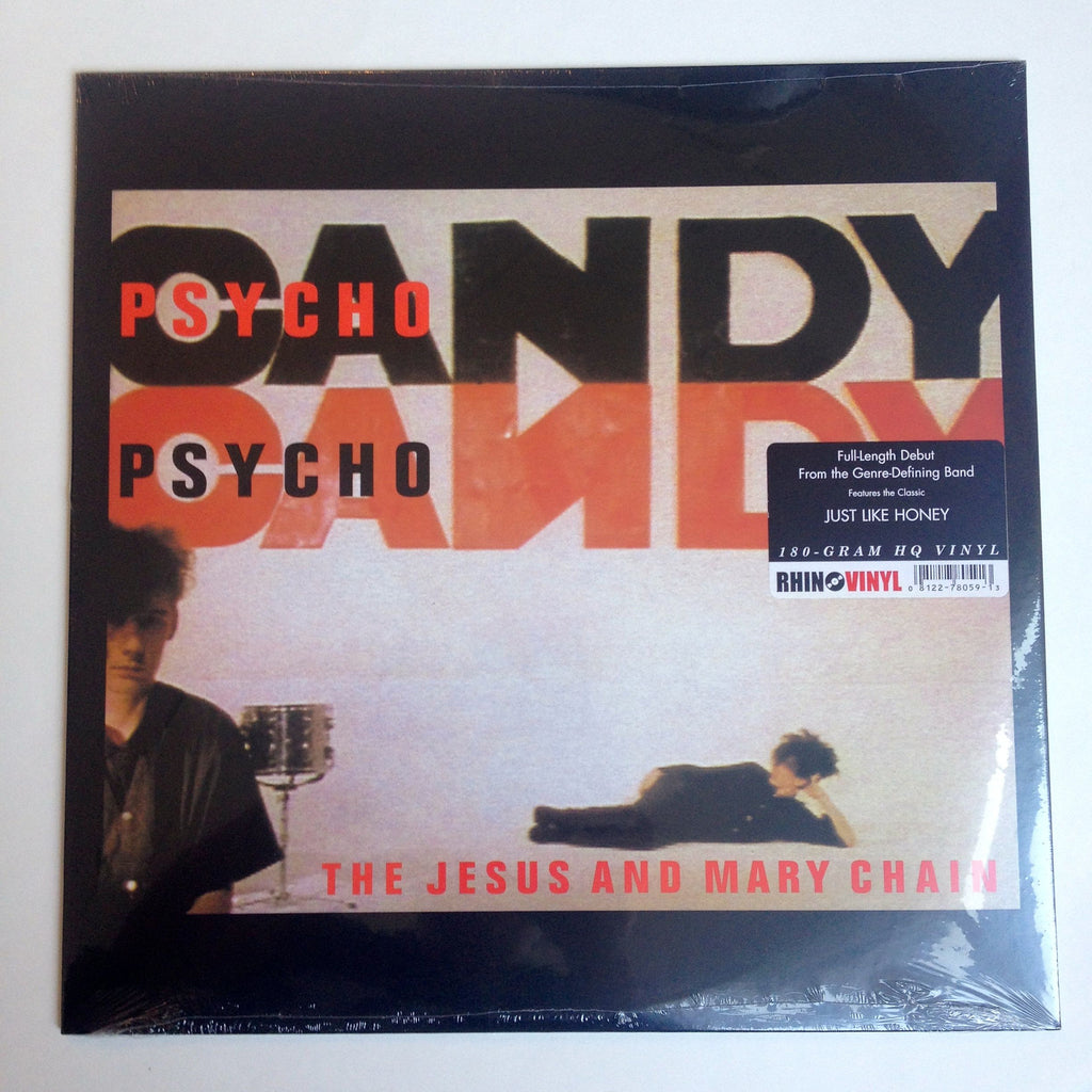 Jesus and Mary Chain: Psychocandy 12""