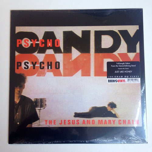 Jesus and Mary Chain: Psychocandy 12