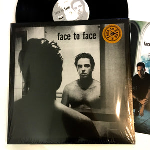 "Face to Face: S/T 12"" (new)"