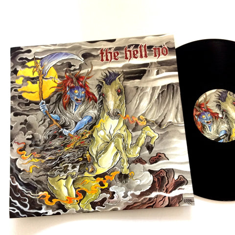 The Hell No: S/T 12""