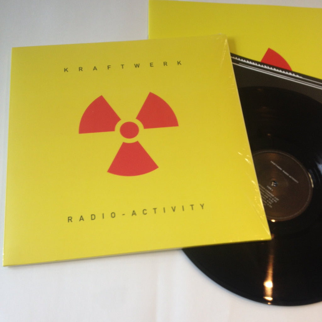 Kraftwerk: Radio-activity 12""