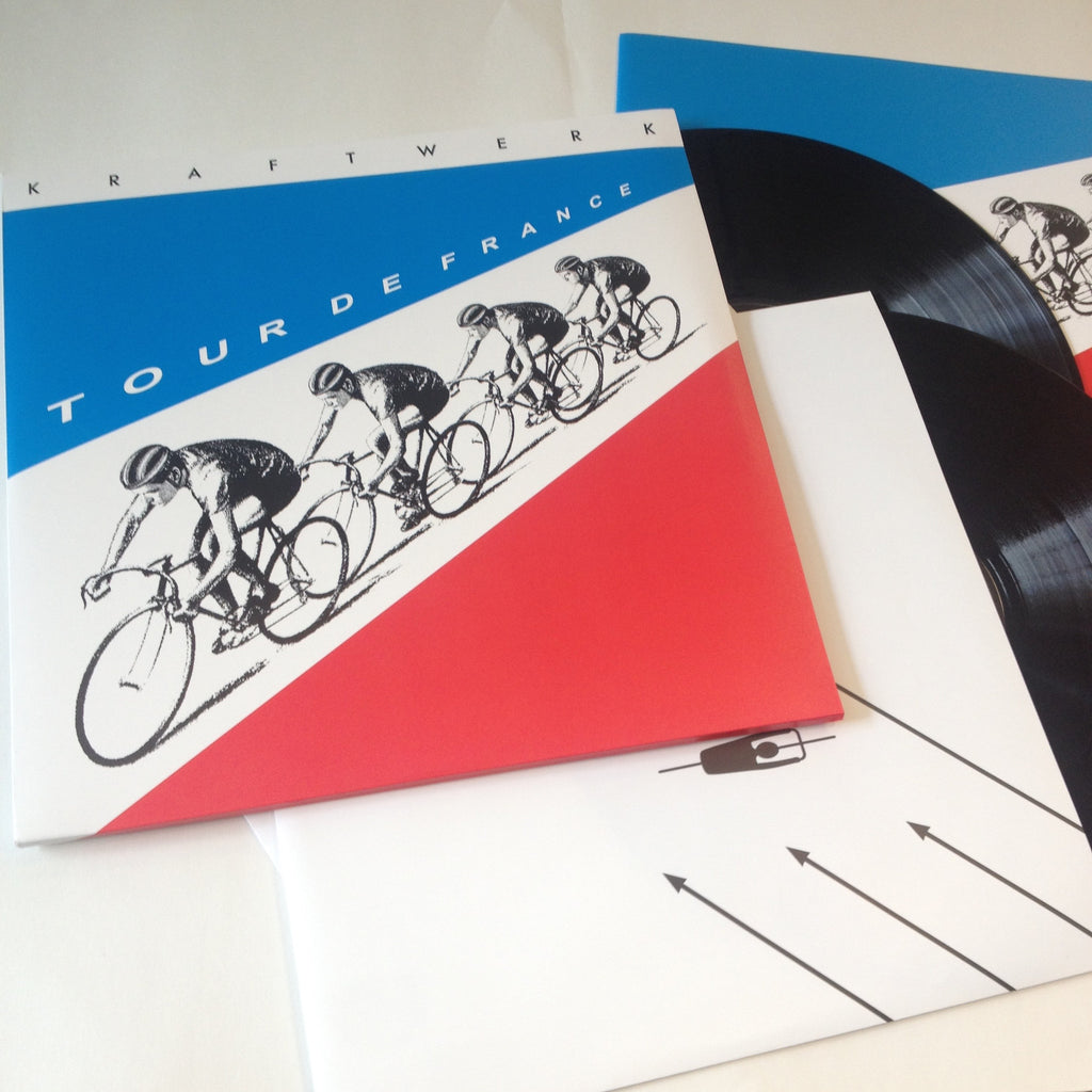 Kraftwerk: Tour de France 2x12""