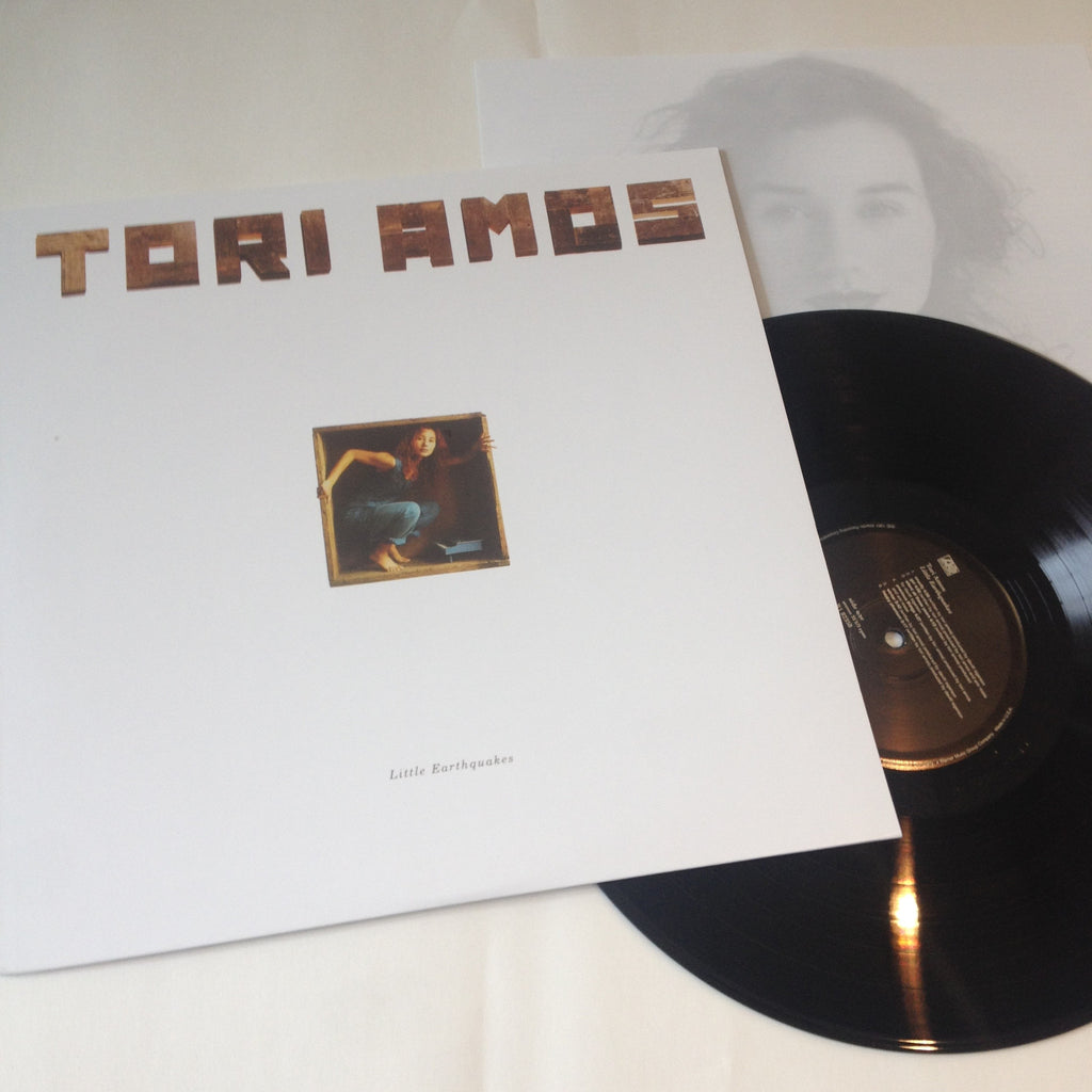Tori Amos: Little Earthquakes 12""