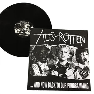 Aus Rotten: ...And Now Back to Our Programming 12""