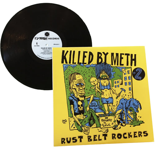 Various: Killed by Meth Vol 2 12