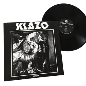 Klazo: Embarrassed of Living 12""