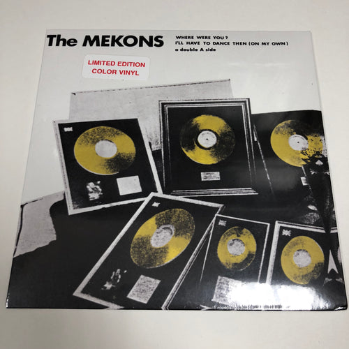 The Mekons: Where Were You? 7