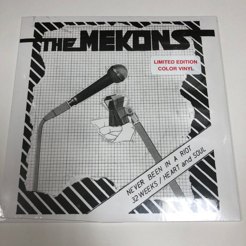 The Mekons: Never Been in a Riot 7