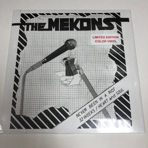 The Mekons: Never Been in a Riot 7""
