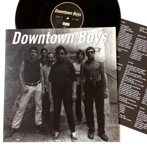 "Downtown Boys: S/T 12"" (new)"