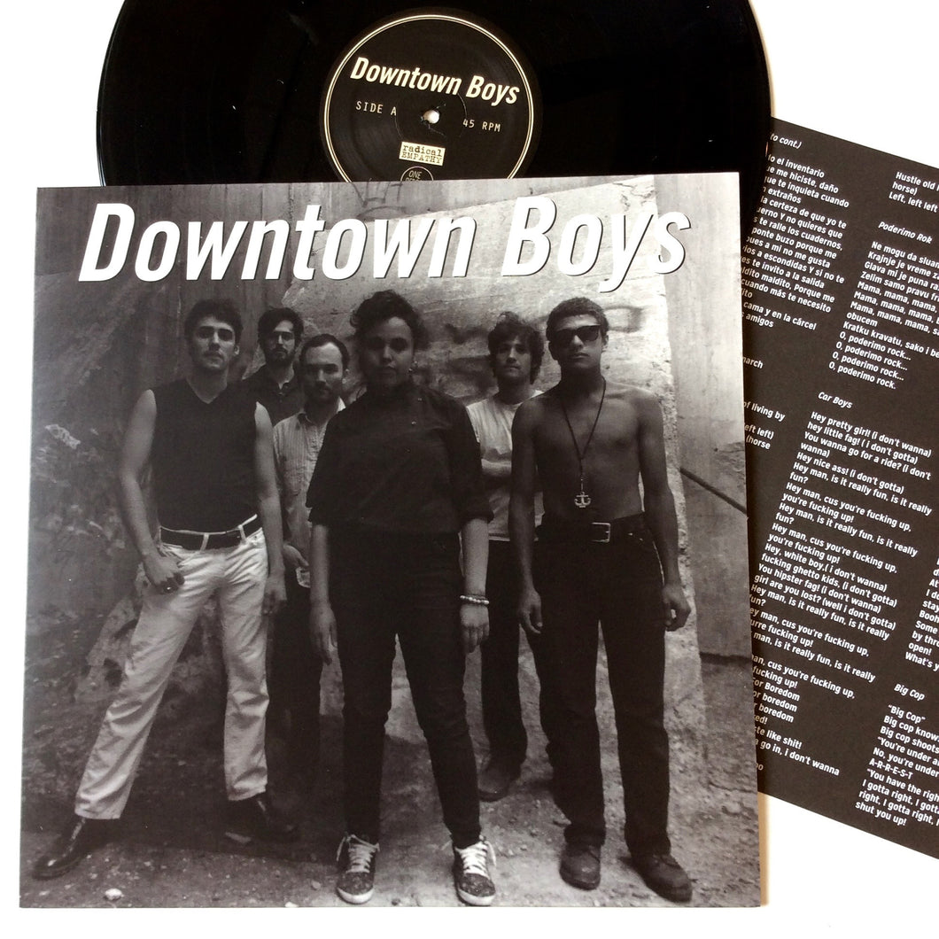 Downtown Boys: S/T 12