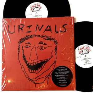 Urinals: Negative Capability 12""