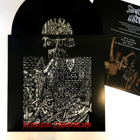 "Torture Rack: Barbaric Persecution 12"" (new)"