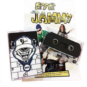 Eye Jammy: Live at the BBQ cassette