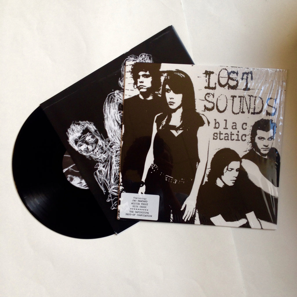 Lost Sounds: Blac Static 12""