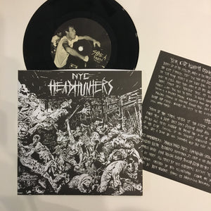 "NYC Headhunters: The Rage of the City 7"" (new)"