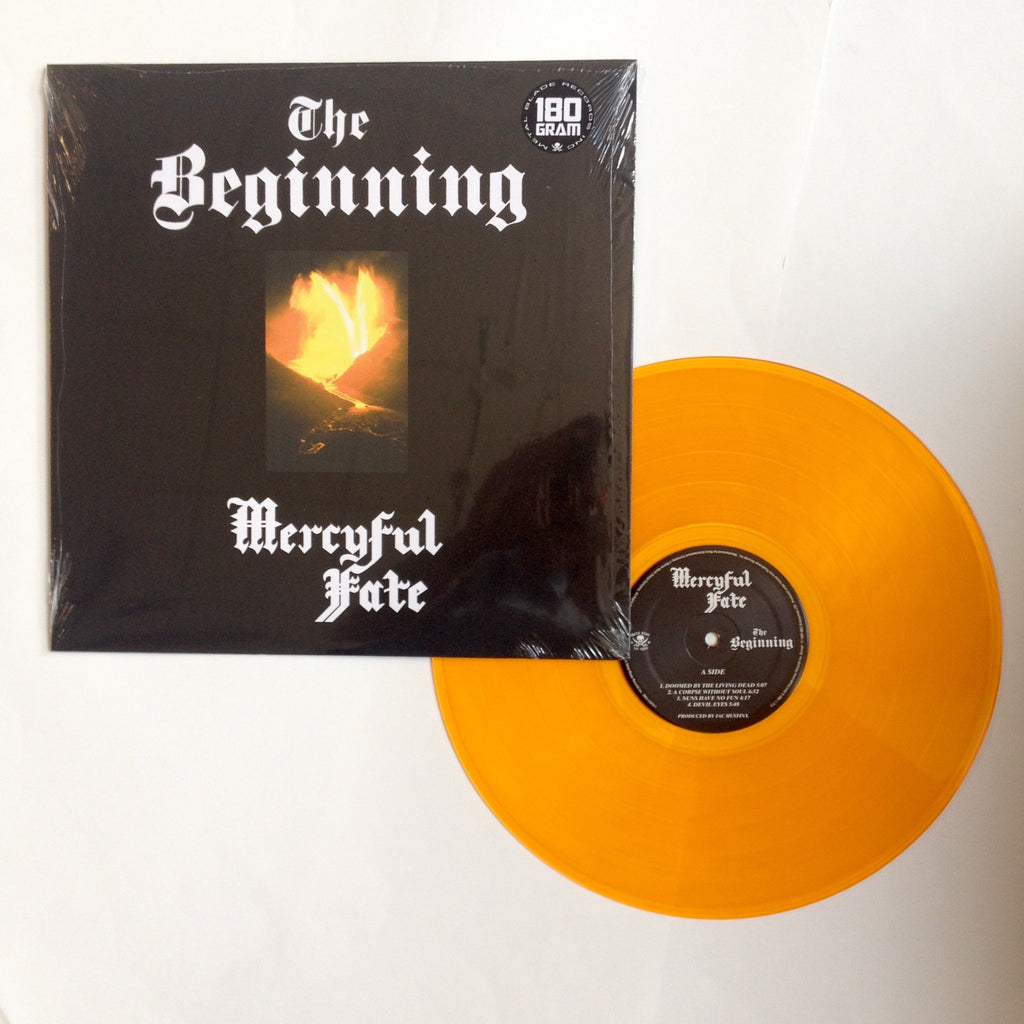 Mercyful Fate: The Beginning 12""