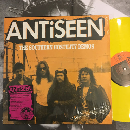 Antiseen: The Southern Hostility Demos 12