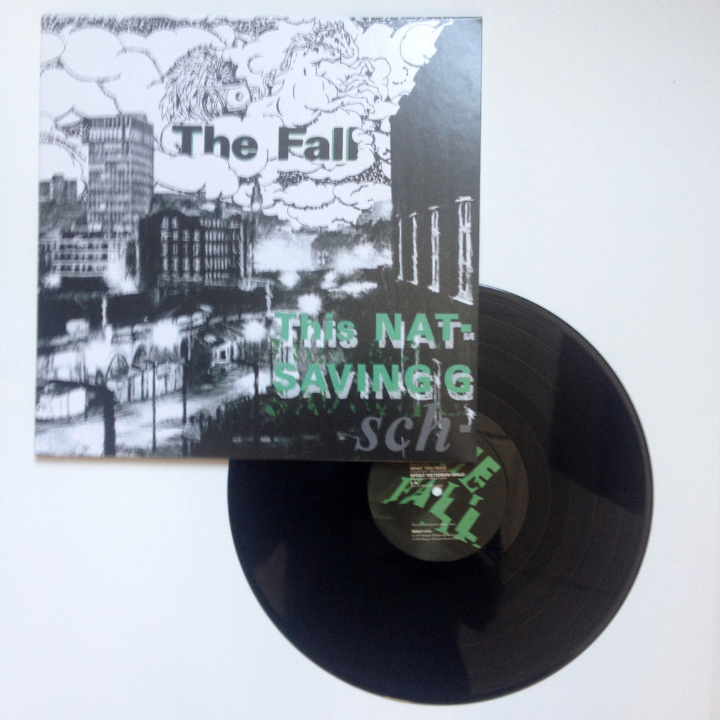 "The Fall: This Nation's Saving Grace 12"" (new)"
