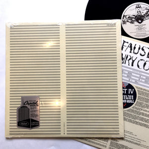 "Faust: Faust IV 12"" (new)"