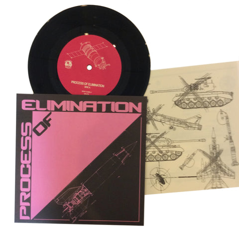 "Process of Elimination: S/T 7"" (new)"