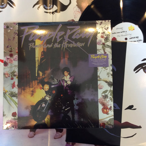 "Prince and the Revolution: Purple Rain 12"" (remastered; new)"