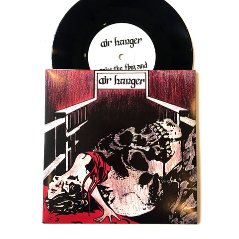 "Air Hunger: S/T 7"" (new)"