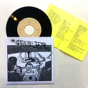 "The Stranger: S/T 7"" (new)"