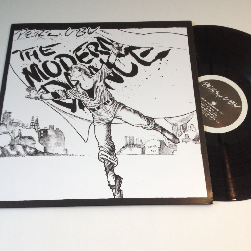 pere ubu the modern 12 quot sorry state records