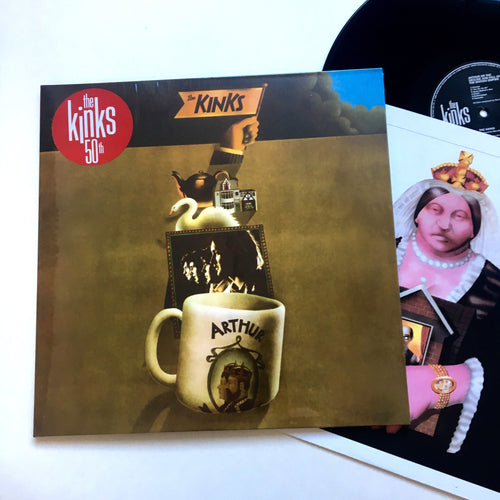 Kinks: Arthur; or the Decline and Fall of the British Empire 12