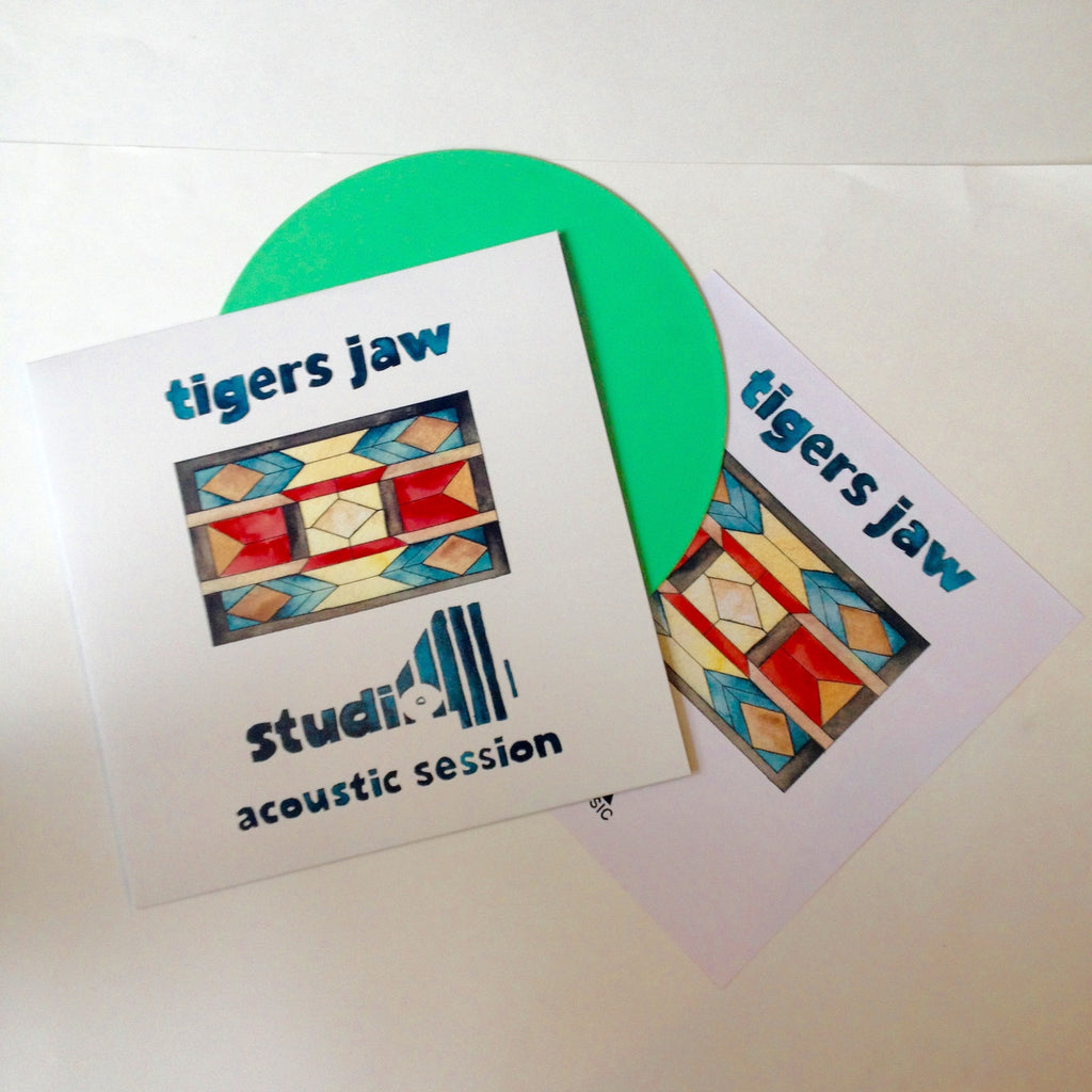 Tigers Jaw: Studio 4 Acoustic Session 12""