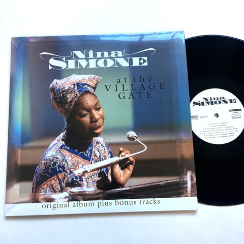 "Nina Simone: At the Village Gate 12"" (new)"