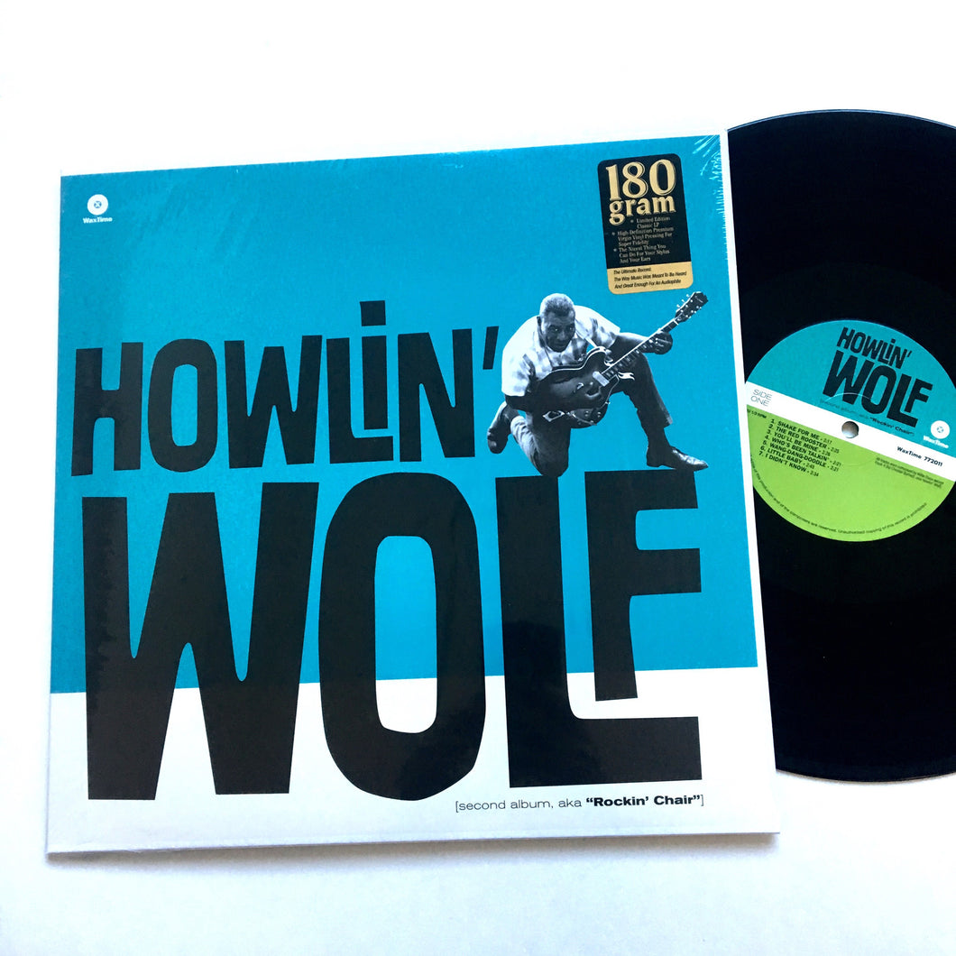 Howlin' Wolf: S/T 12