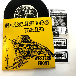 "Screaming Dead: Western Front 7"" (new)"